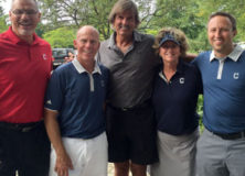 Indians Lend a Hand with Golf Outing