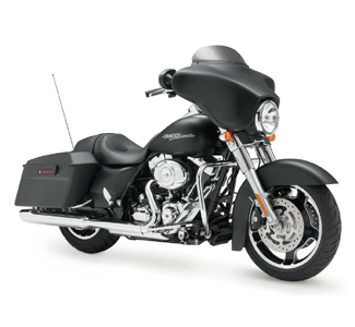 Audrey Harries Wins Harley-Davidson