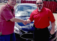 Eric Livingstone Is Winner of New Ford Focus